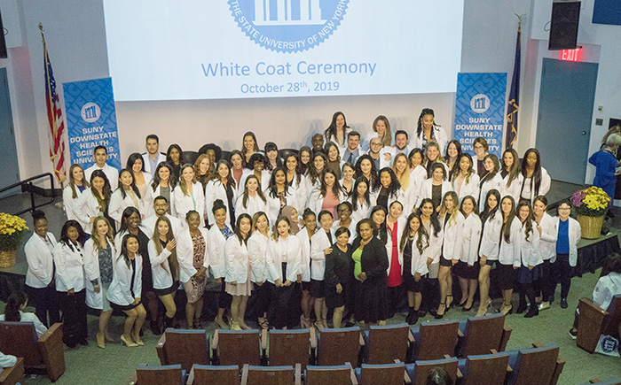 College of Nursing White Coat photo 1