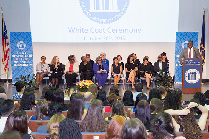 College of Nursing White Coat photo 3