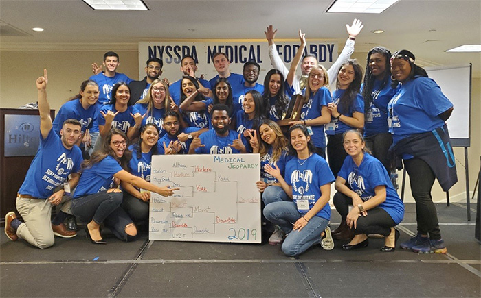 NYPSSA Medical Jeopardy photo 1