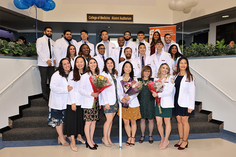 Physical Therapy White Coat Ceremony